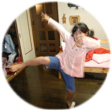 娘のダンス