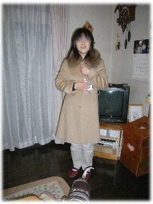 ママのザマスコート