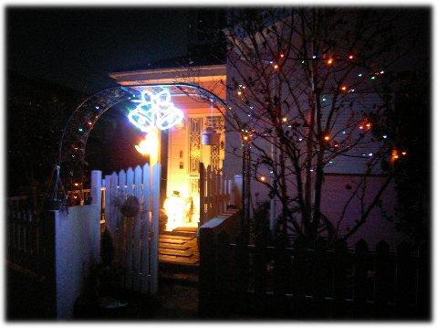 クリスマスイルミネーション07GX8