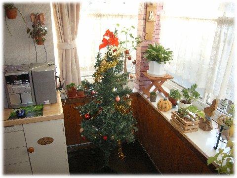 クリスマスツリー07