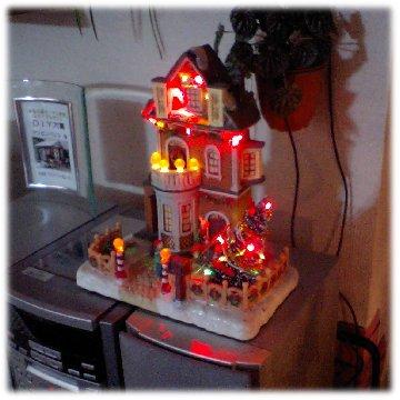 クリスマスの飾り071222