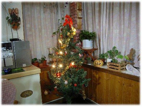 クリスマスツリー07夜