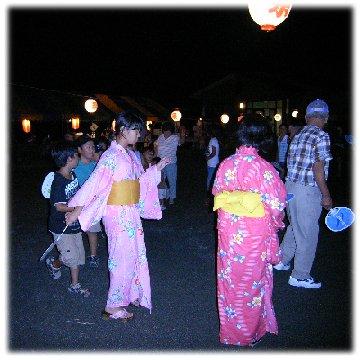 盆踊り070818