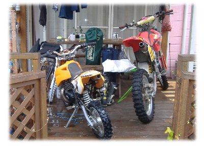 Garege_bike